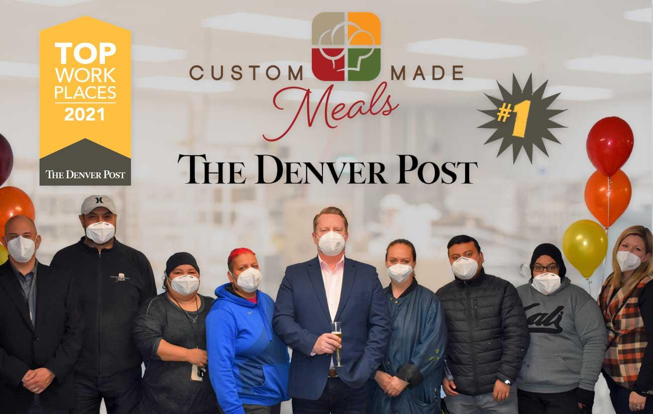 Custom-Made-Meals-2021-Denver-Post-Top-Work-Place-Number-One
