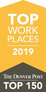 CMM - The Denver Post's 2019 Top Workplaces