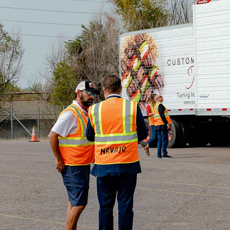 Custom-Made-Meals-Partnerships-Navajo-Express-Trucking4